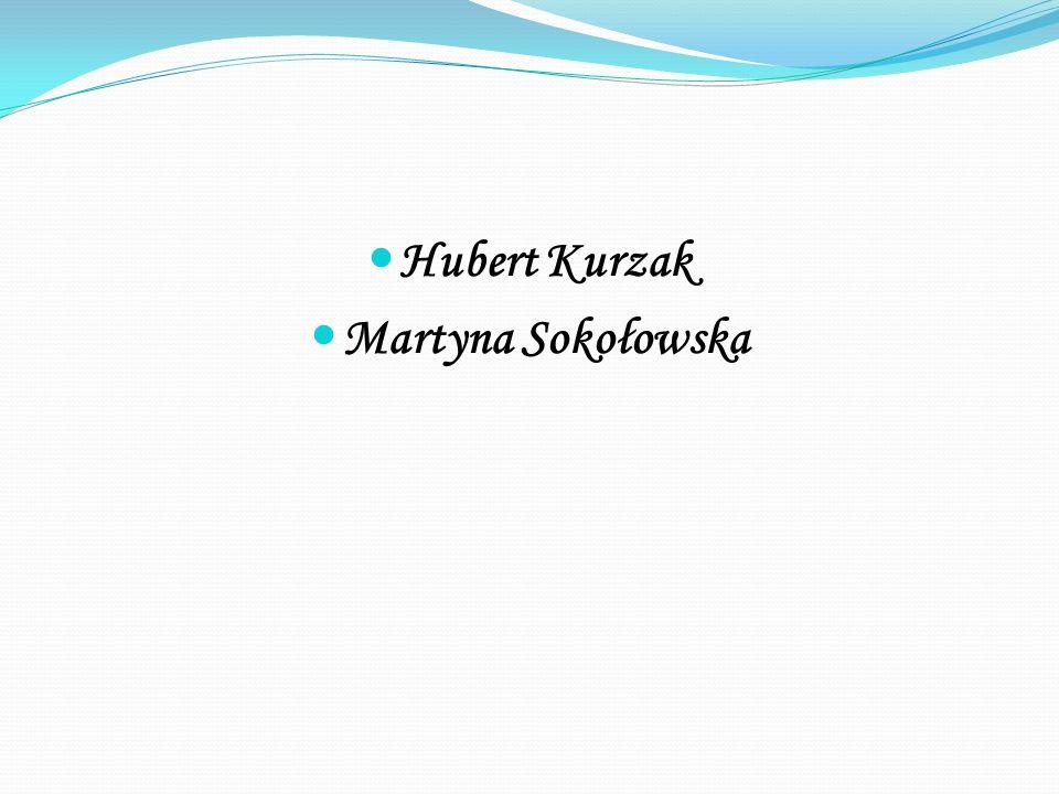 Hubert Kurzak Martyna Sokołowska