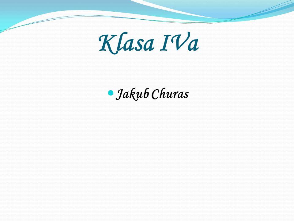 Klasa IVa Jakub Churas