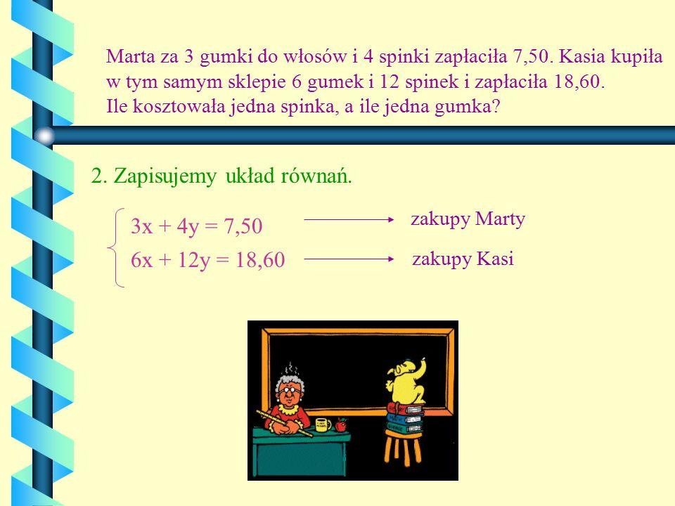 http://nakrecenieksperci.pl/video/play,5324586877487983874http://nakrecenieksperci.pl/video/play,5324586877487983874, Zastosowanie-ukladow-rownan-do-rozwiazywania-zadan-tekstowych.html ZAPRASZAM DO WYKONANIA ZADAŃ Z PLIKU I DO OBEJRZENIA PREZENTACJI NA STRONIE: