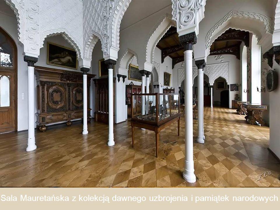 Hol i korytarze piętra