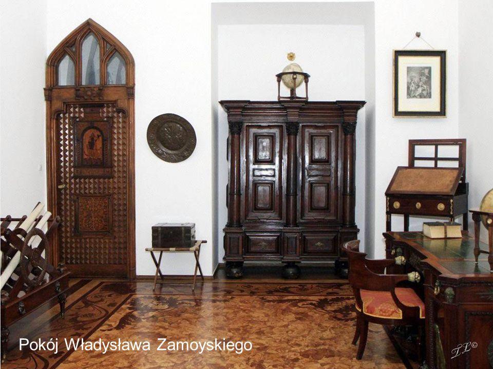 Pokój Władysława Zamoyskiego