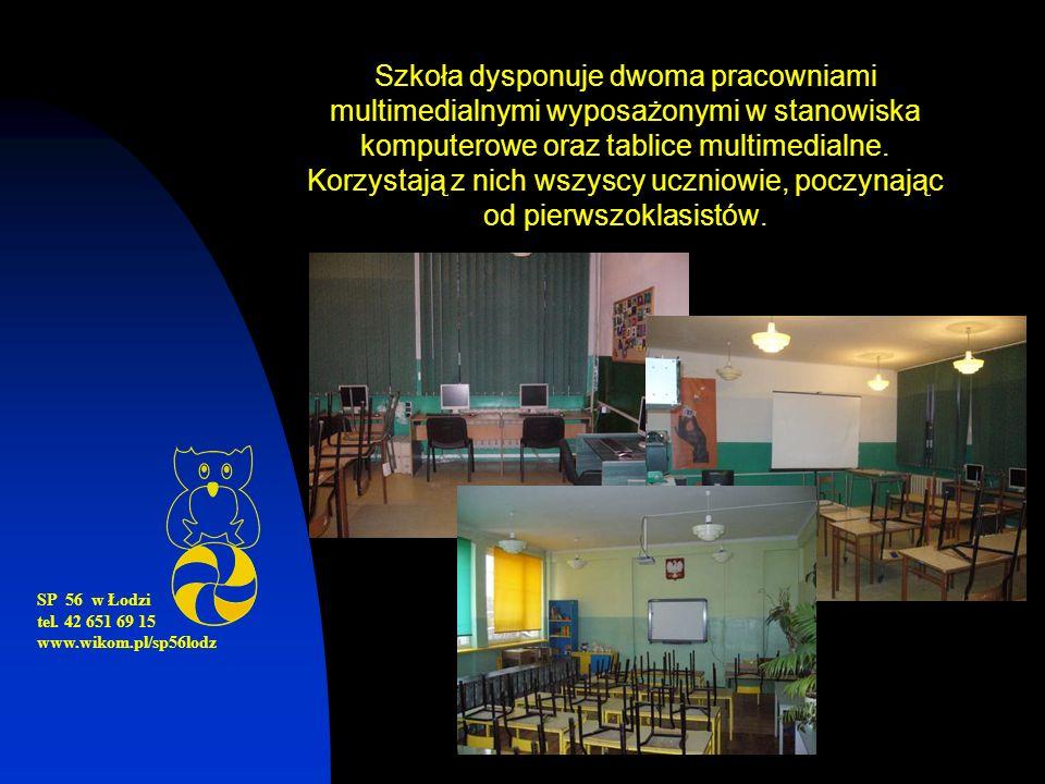 SP 56 w Łodzi tel.