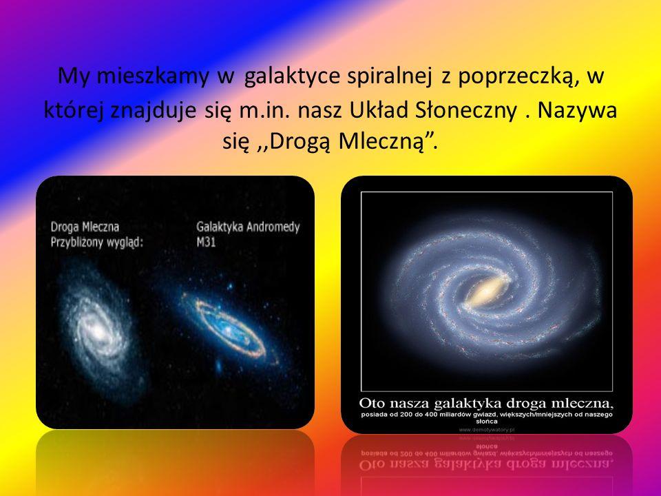 Galaktyka Duży, grawitacyjnie związany układ gwiazd, pyłu i gazu międzygwiazdowego oraz niewidocznej ciemnej materii.