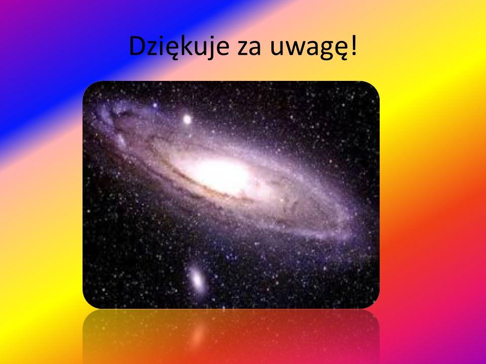 Galaktyki można podzielić na cztery główne typy: spiralna bez poprzeczki z poprzeczką soczewkowata eliptyczna nieregularna