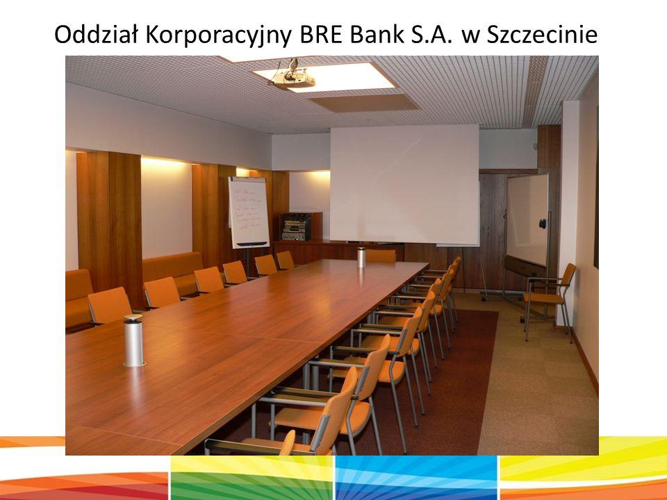 Oddział Korporacyjny BRE Bank S.A. w Szczecinie