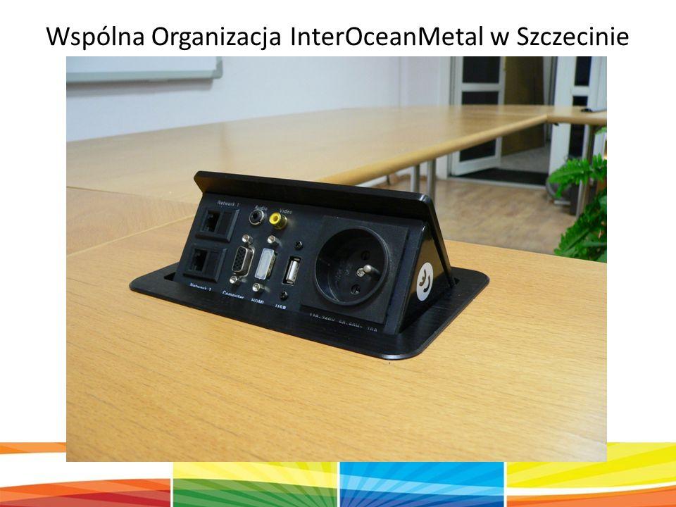 Wspólna Organizacja InterOceanMetal w Szczecinie