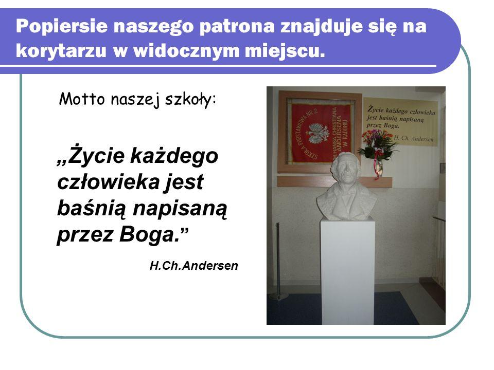 """Nasza szkoła jest organizatorem ogólnopolski konkurs literackiego """"I Ty możesz zostać baśniopisarzem pod patronatem Ministra Kultury i Dziedzictwa Narodowego."""