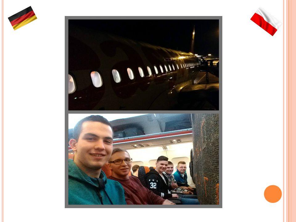 Dnia 19.03 odbyliśmy wycieczkę do Hamburga wraz z uczniami z Koszalina, Danii oraz z naszymi opiekunami.