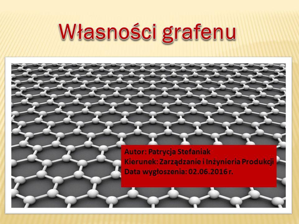 Autor: Patrycja Stefaniak Kierunek: Zarządzanie i Inżynieria Produkcji Data wygłoszenia: 02.06.2016 r.