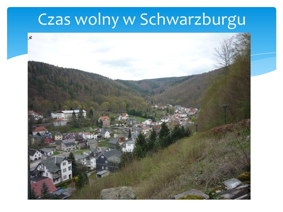Czas wolny w Schwarzburgu