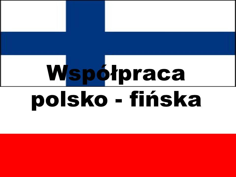 Współpraca polsko - fińska
