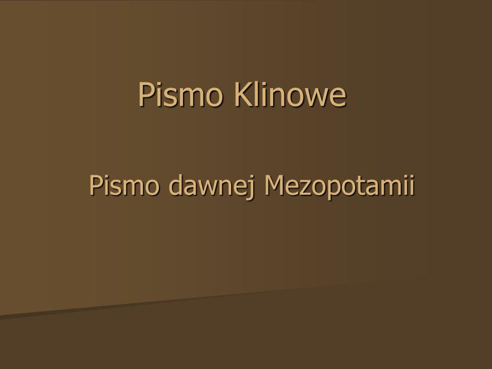 Alfabet fenicki Będący modyfikacją istniejącego wcześniej pisma Proto-Kananejskiego jest najstarszym zachowanym alfabetem świata.