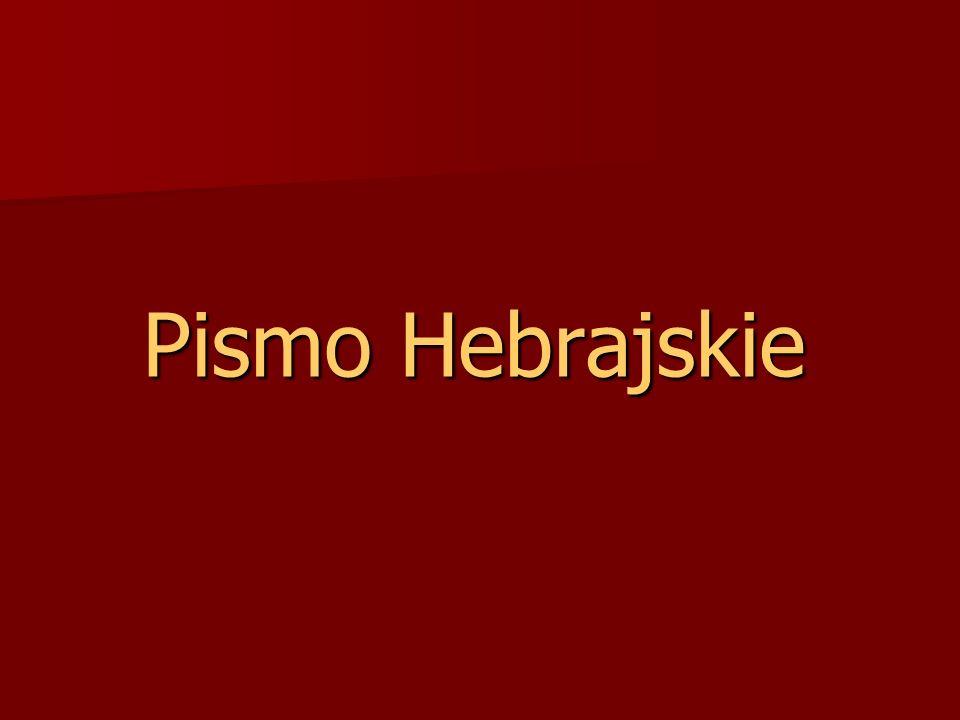 Północnosemickie pismo alfabetyczne, spółgłoskowe, wykształcone w Fenicji około II tysiąclecia p.n.e.