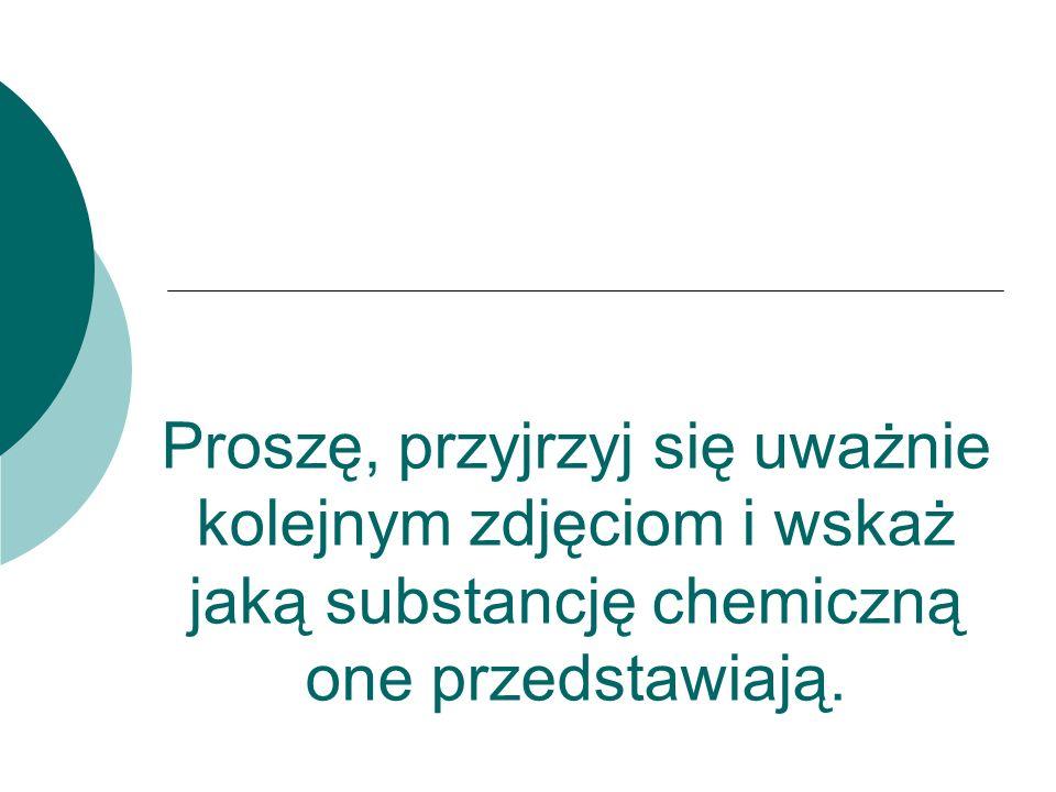 Kończysz właśnie naukę chemii na poziomie podstawowym.