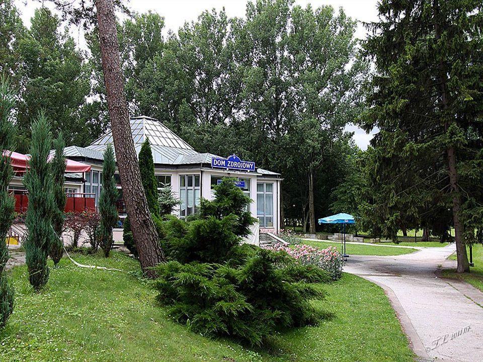 """Sanatorium """"Książę Józef Aleja Gwiazd Kolarstwa Polskiego"""