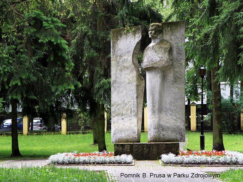 Jedna z wielu zabytkowych willi nałęczowskich Domek Stefana Żeromskiego