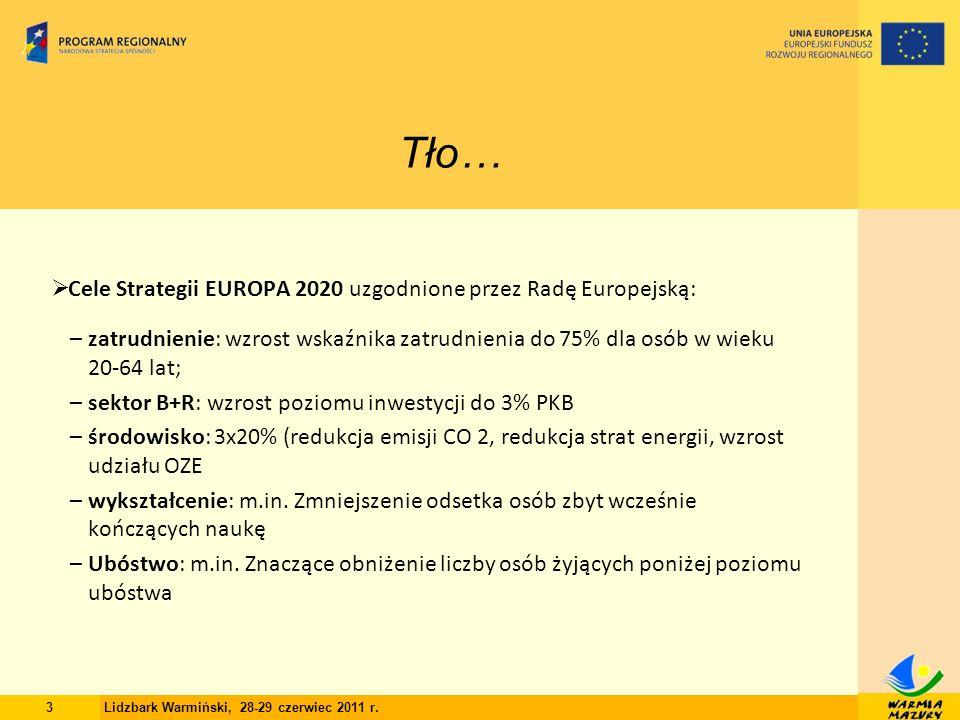 3 Lidzbark Warmiński, 28-29 czerwiec 2011 r.