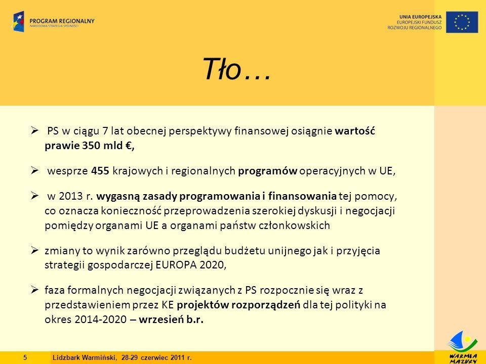 6 Lidzbark Warmiński, 28-29 czerwiec 2011 r.