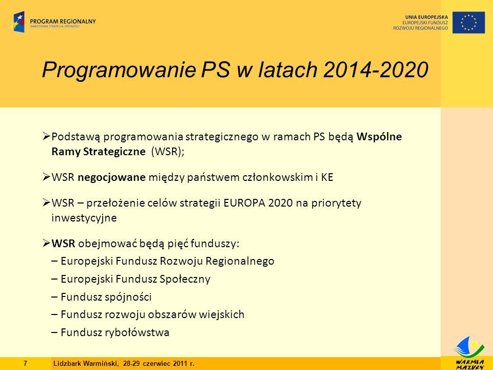 7 Lidzbark Warmiński, 28-29 czerwiec 2011 r.
