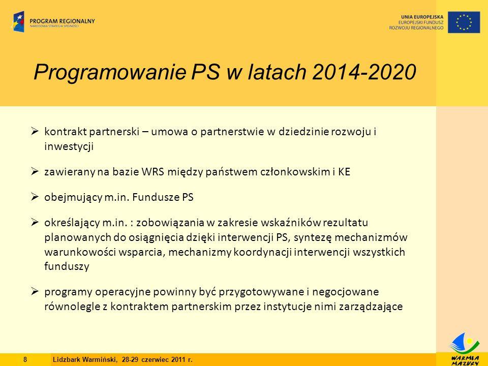 9 Lidzbark Warmiński, 28-29 czerwiec 2011 r.