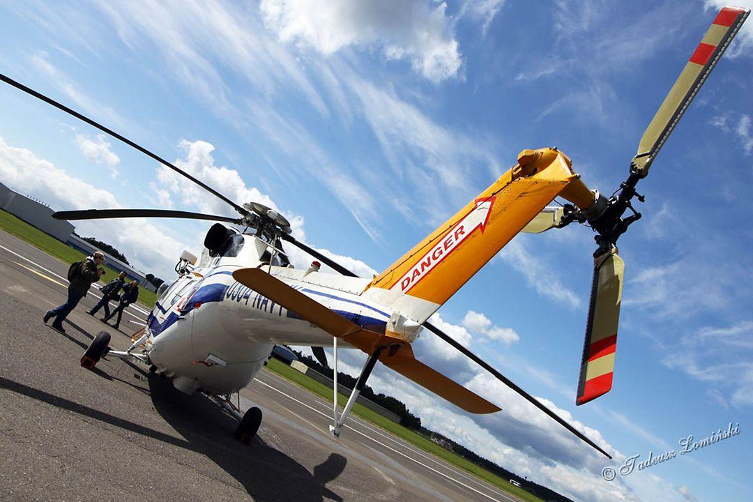 Śmigłowiec ratowniczy W-3RM Anakonda