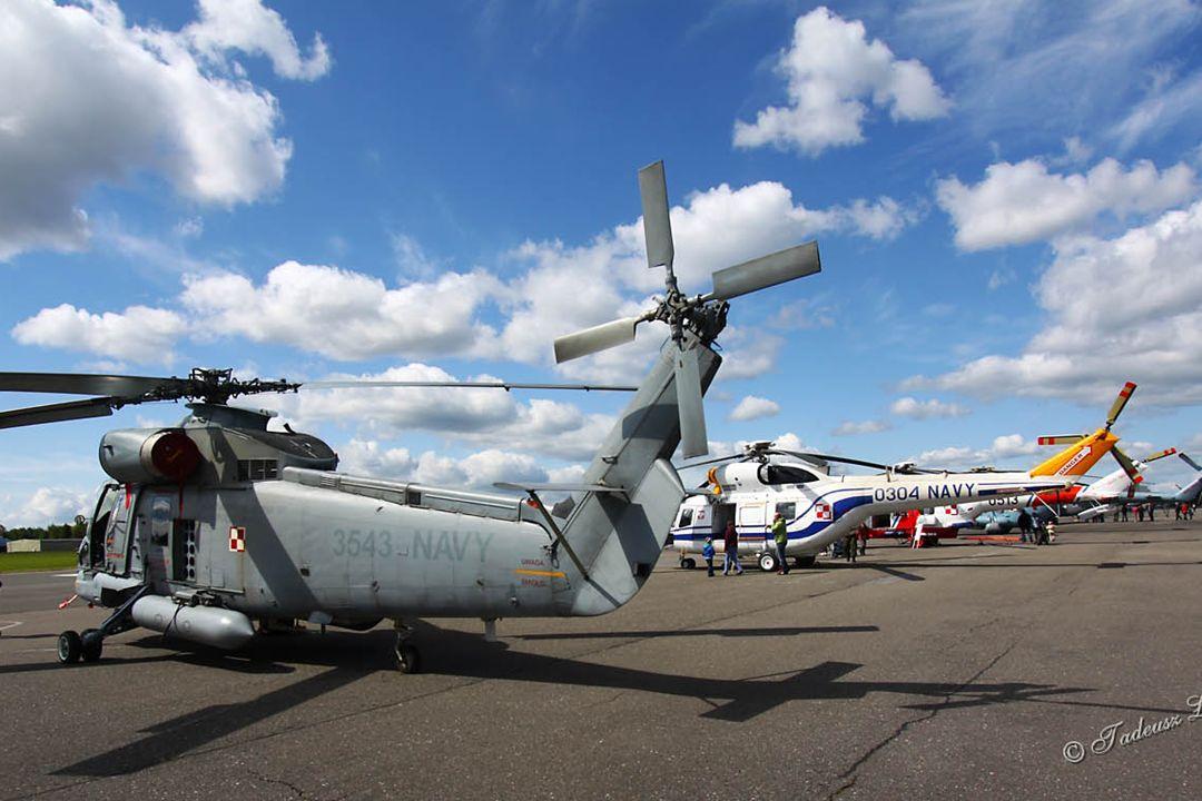 Śmigłowiec transportowy W-3T