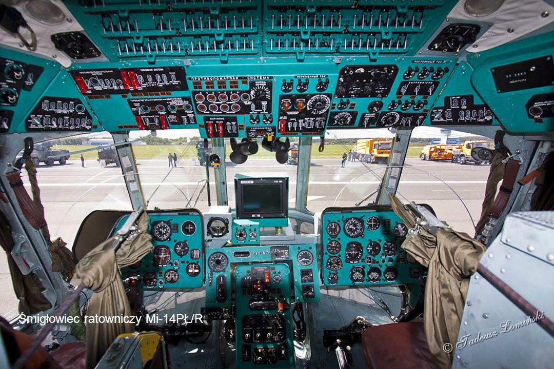 Śmigłowiec pokładowy ZOP Kaman SH-2G