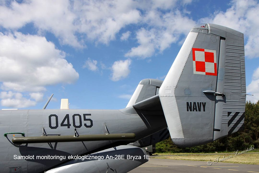 Samolot patrolowo-rozpoznawczy An-28TD Bryza 1