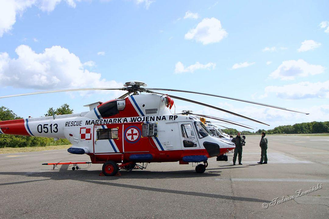 Śmigłowiec transportowy Mi-17