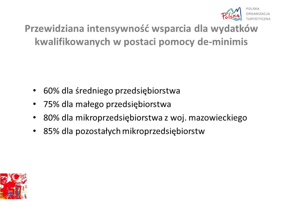 Struktura programu promocji usług prozdrowotnych Działania wizerunkowe - POT Realizacja kampanii promocyjnych, których celem jest prezentacja Polski jako najlepszej destynacji na świecie świadczącej usługi prozdrowotne na najwyższym poziomie i w konkurencyjnej cenie.