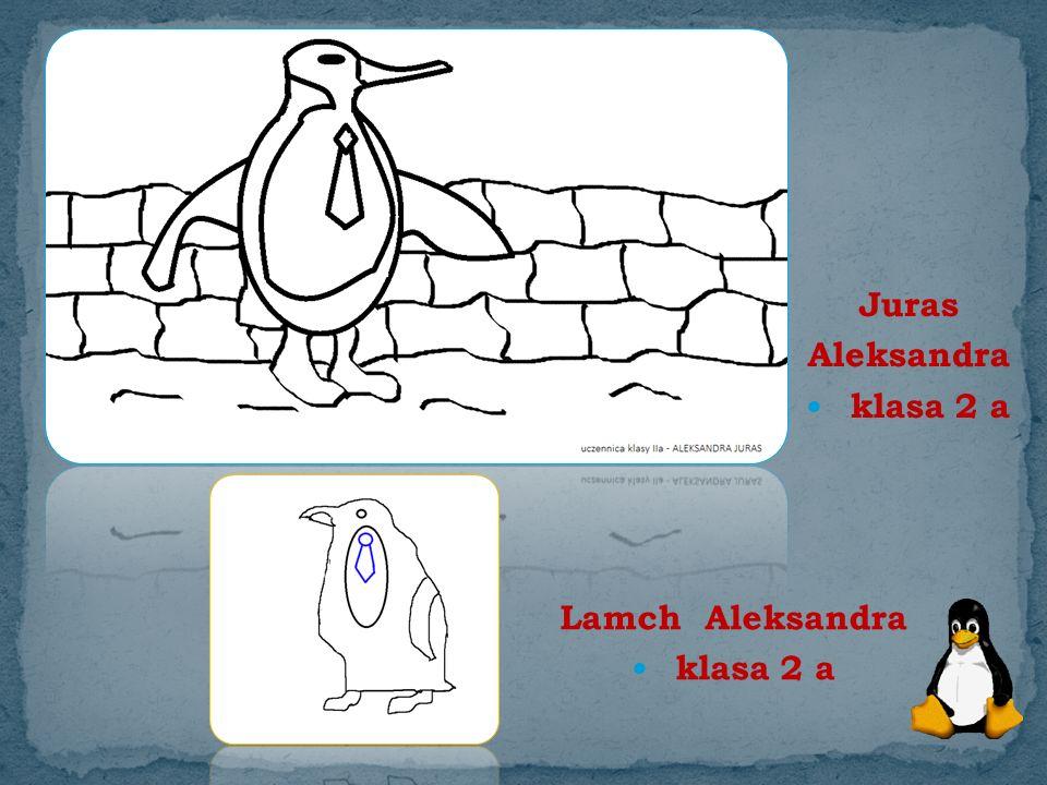 Juras Aleksandra klasa 2 a Lamch Aleksandra klasa 2 a
