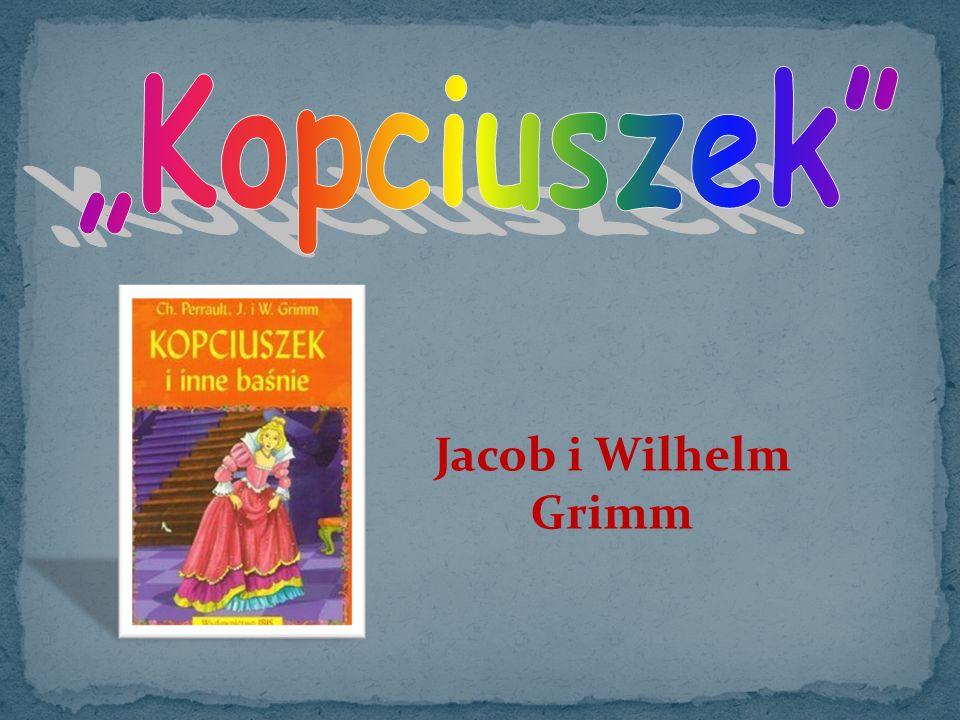 Jacob i Wilhelm Grimm