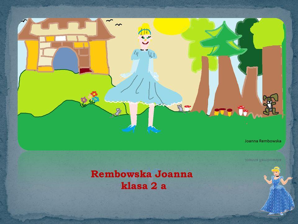 Rembowska Joanna klasa 2 a