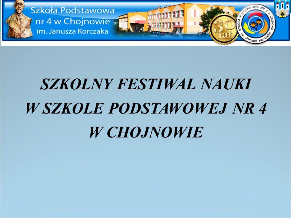 W tym roku szkolnym Szkoła Podstawowa nr 4 w Chojnowie przystąpiła do VI edycji programu Szkoła z klasą 2.0.