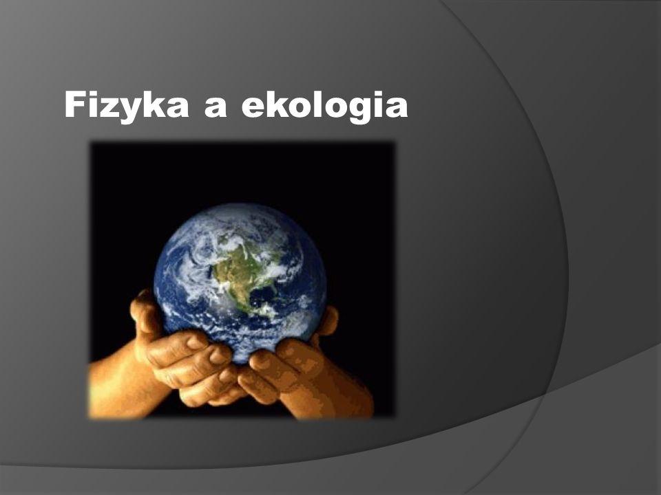 Fizyka a ekologia