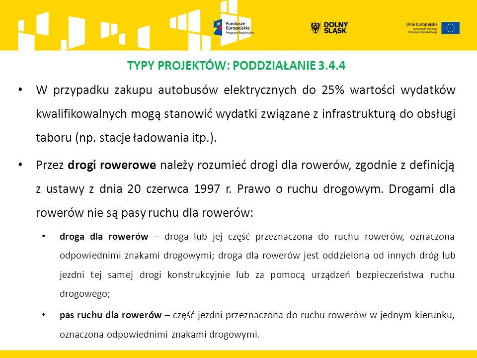 Pomoc publiczna - istotne informacje UWAGA: wnioskodawca zobowiązany jest do przedstawienia dokumentacji potwierdzającej zgodność projektu z unijnymi przepisami o pomocy publicznej, w szczególności zgodność pomocy publicznej udzielanej ze środków funduszy UE w formie rekompensaty z tytułu świadczenia usług publicznych z rynkiem wewnętrznym UE, spełniającej wymogi określone w rozdziale 6 – 7 Wytycznych w zakresie dofinansowania z programów operacyjnych podmiotów realizujących obowiązek świadczenia usług publicznych w transporcie zbiorowym (z wyjątkiem podrozdziału 6.1 Wytycznych).