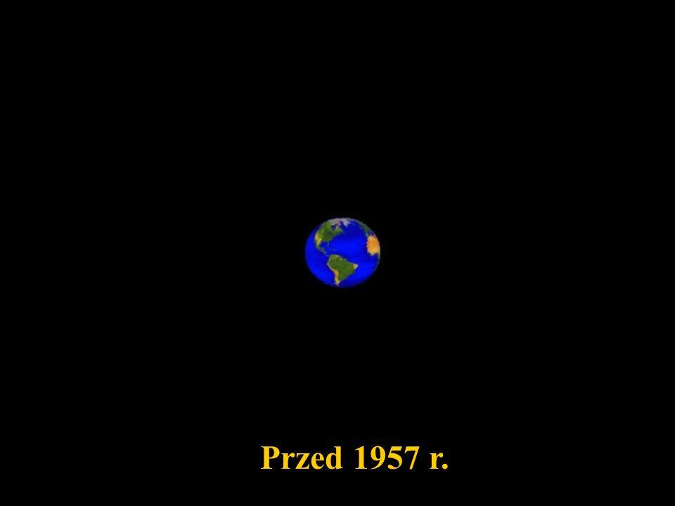 GPS Warsztaty początkowe dla nauczycieli, 24 października 2015 Pomiary GPS Przed 1957 r.