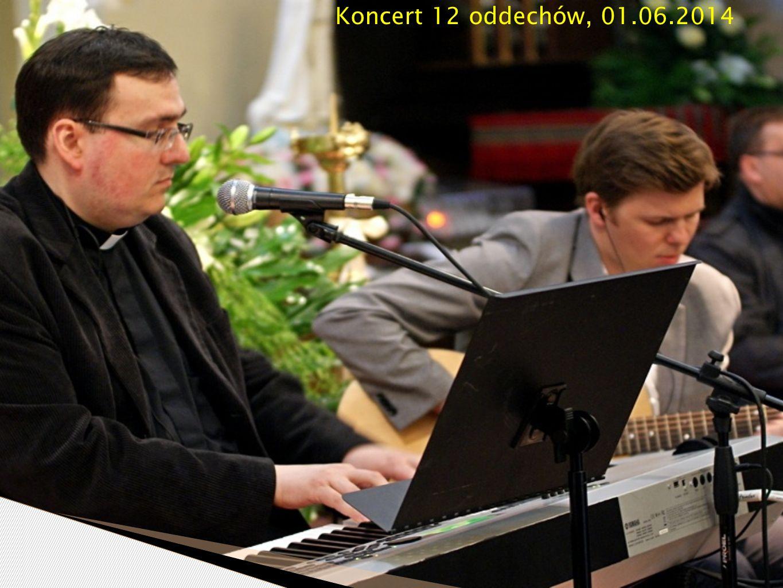 Koncert 12 oddechów, 01.06.2014