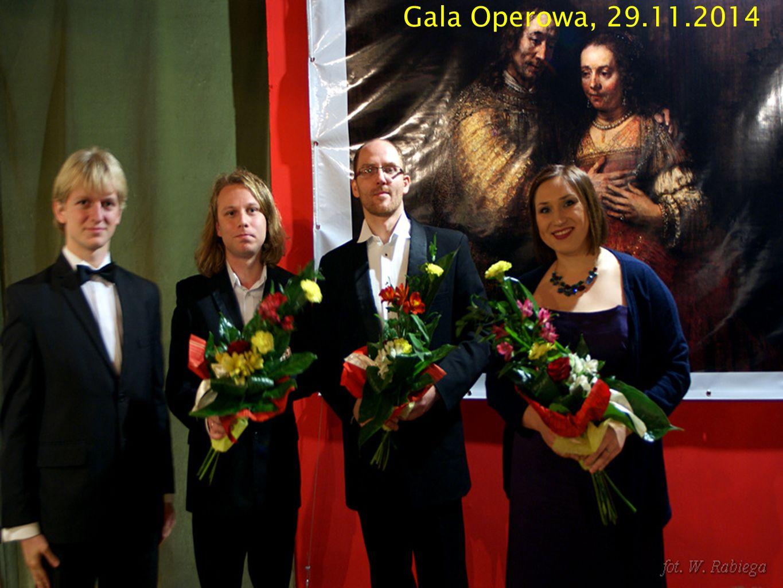 Gala Operowa, 29.11.2014