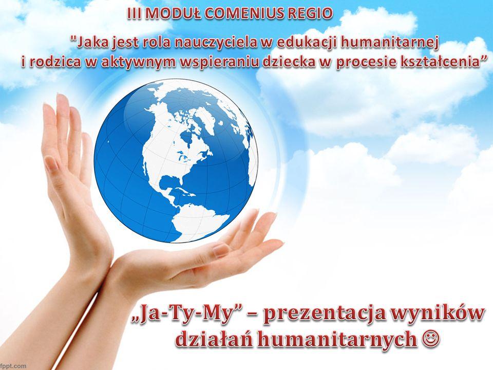 Od lat wdrażamy naszych uczniów do działań na rzecz pomocy humanitarnej.