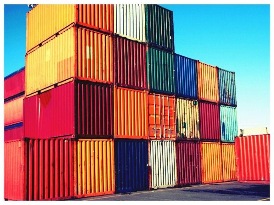 Rodzaje transportu intermodalnego: Ze względu na zasięg: przewozy krajowe, przewozy międzynarodowe, przewozy kontynentalne, przewozy międzykontynentalne.