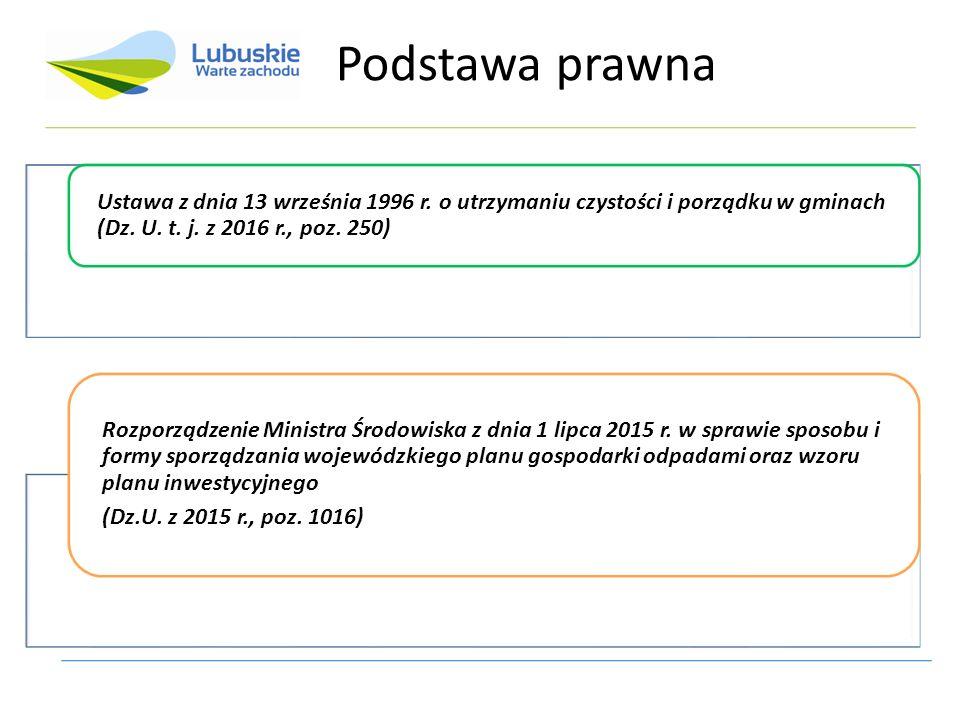 Bilans mocy przerobowych RIPOK, w stosunku do prognozowanej masy wytwarzanych odpadów komunalnych w regionie centralny m Rodzaj instalacji Masa odpadów do przetworzenia w 2014 r.