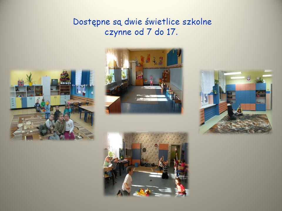 . W zeszłym roku szkolnym zostały wyremontowane szatnie.