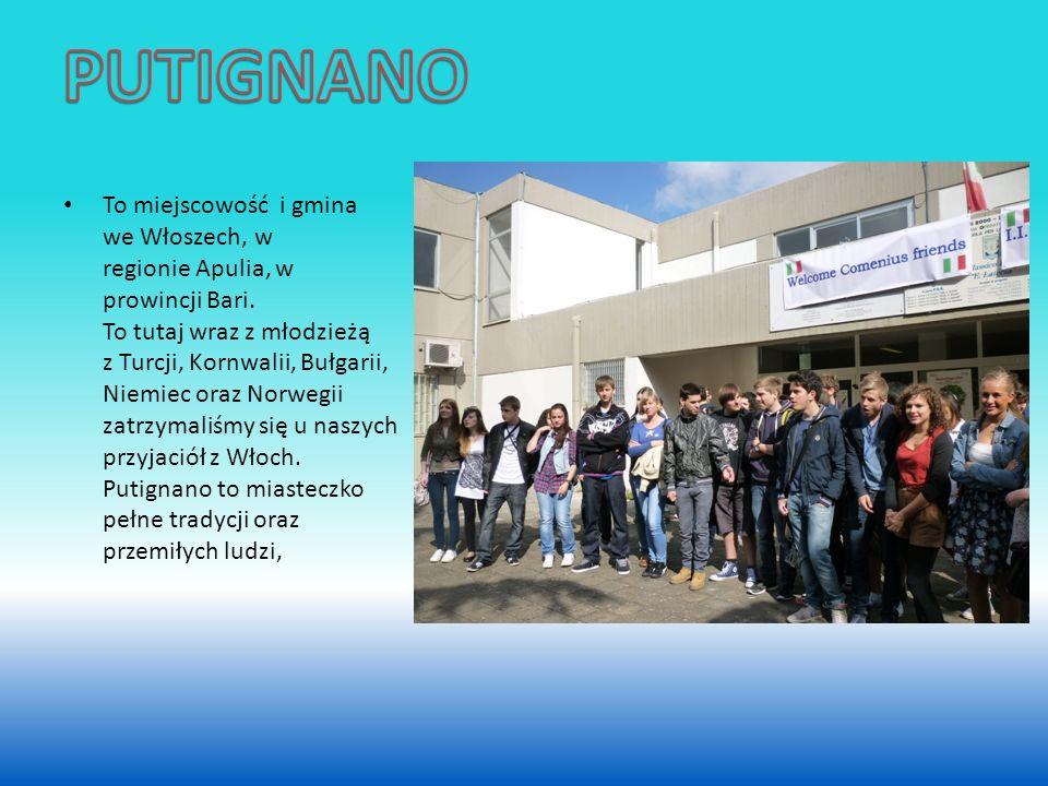 To miejscowość i gmina we Włoszech, w regionie Apulia, w prowincji Bari.