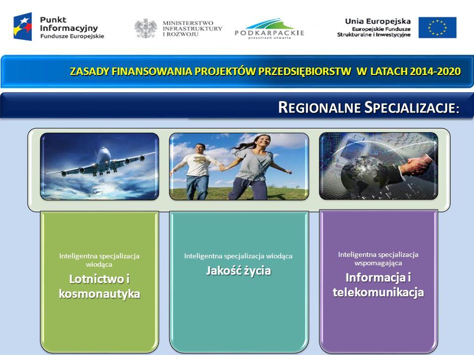 PO PW 2014-2020 PO PW 2014-2020 1.2 Internacjonalizacja MŚP Mikro, małe i średnie przedsiębiorstwa Kto może składać wnioski.