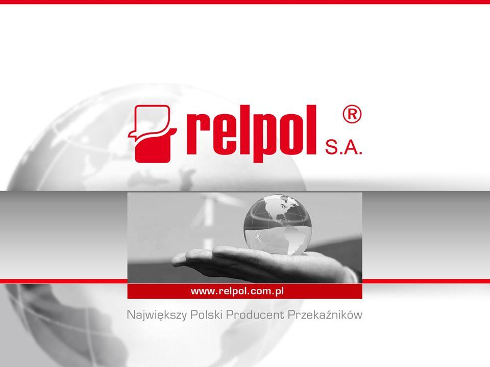 Wiodący producent przekaźników elektromagnetycznych Relpol S.A.