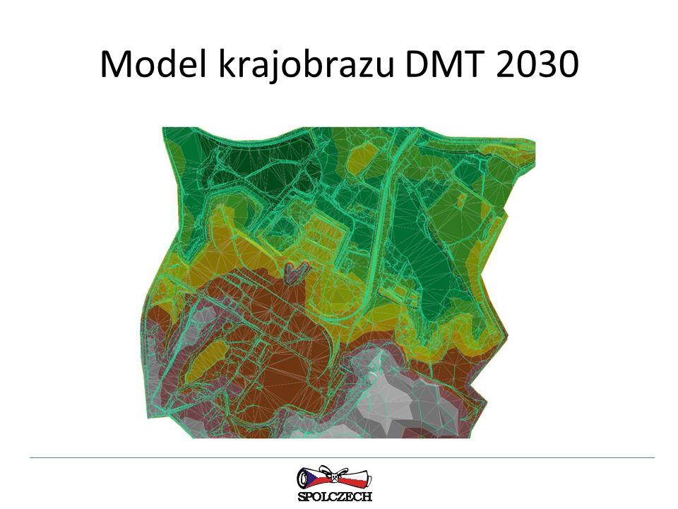 Model krajobrazu DMT 2030