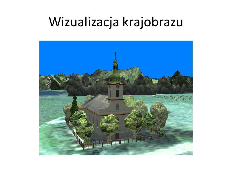 Wizualizacja krajobrazu