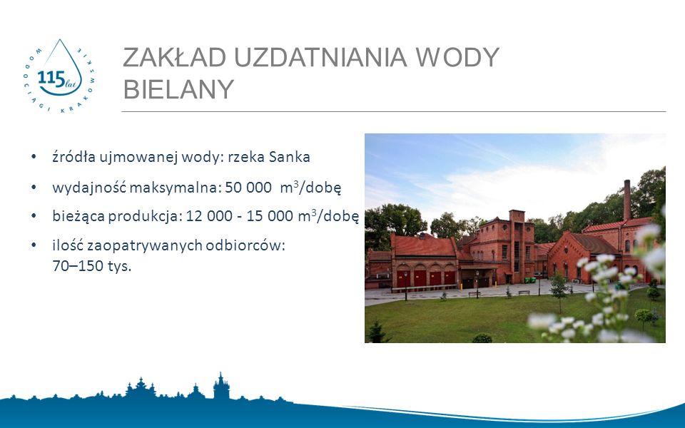 Centralne Laboratorium MPWiK S.A. Kraków Pracownia Chromatograficzna Chromatograf jonowy IC