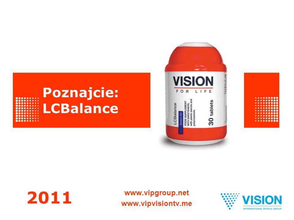 Poznajcie: LCBalance www.vipgroup.net www.vipvisiontv.me 2011